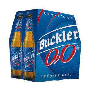 Buckler 0,0 25 cl