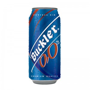 Buckler 0,0 33 cl lata