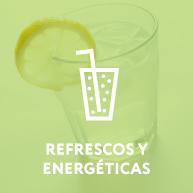 Refrescos y bebidas energeticas