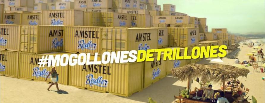 Las reinas del verano: Amstel Radler, Red Bull Tropical y Sandara Sangría Premium