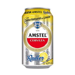Amstel Radler lata