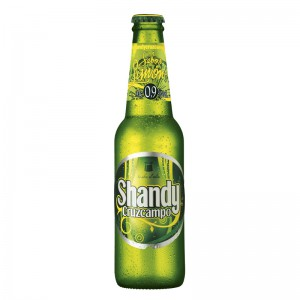 Shandy Cruzcampo 33 cl