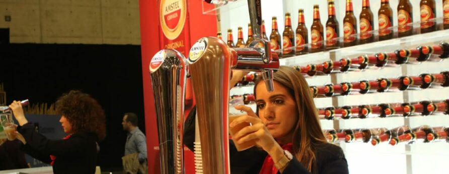 Amstel, hecha en Valencia