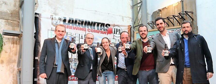 Discema distribuye Lagunitas IPA y Little Sumpin, las dos cervezas más famosas de los Estados Unidos