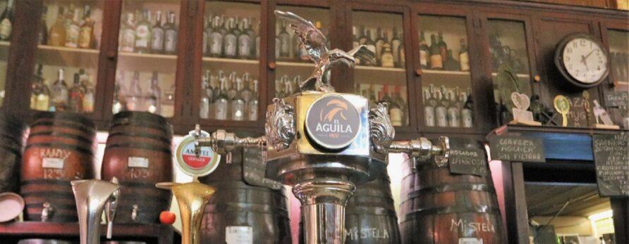 La cerveza El Águila reconquista el Cabanyal