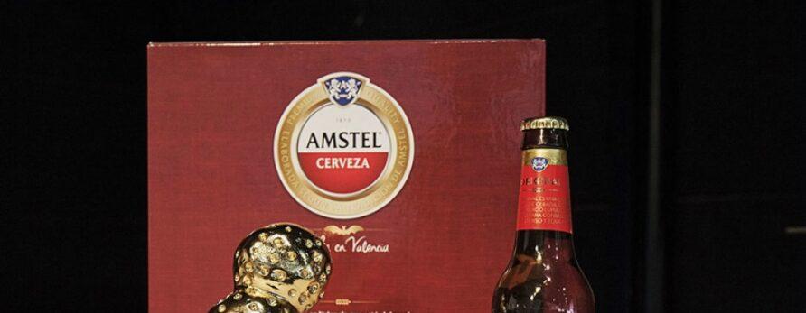 Amstel Original, la valenciana de Discema