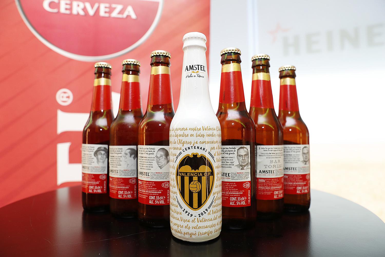 En el Centenario del Valencia CF.