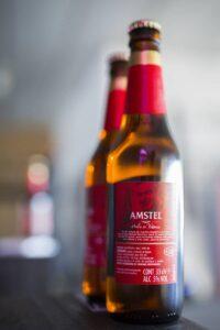 Amstel Original, hecha en Valencia