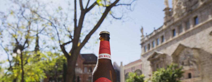 Amstel, nueva imagen valenciana