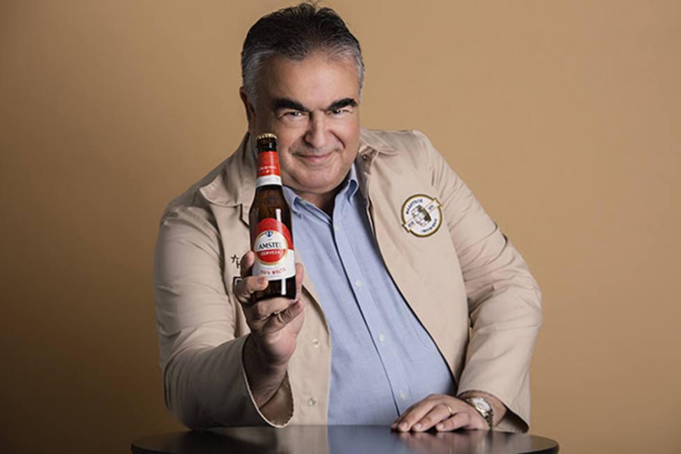Rafa Sánchez, maestro cervecero valenciano de la fábrica de Quart de Poblet