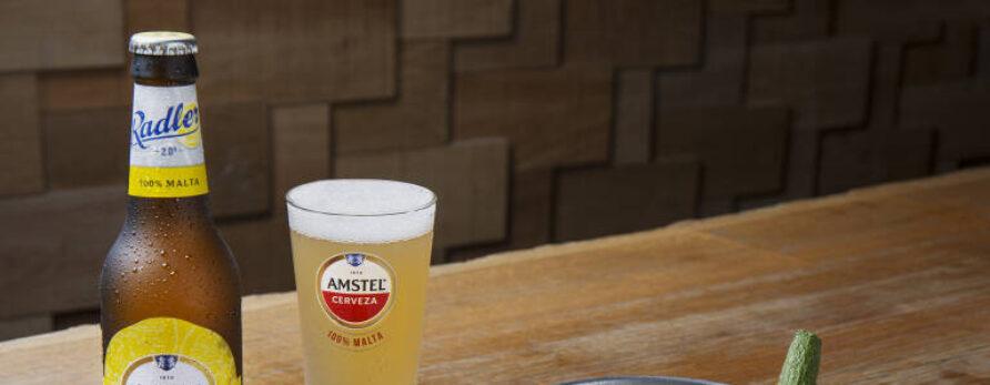 Amstel Radler y Ricard Camarena, 'El Sabor del Verano'
